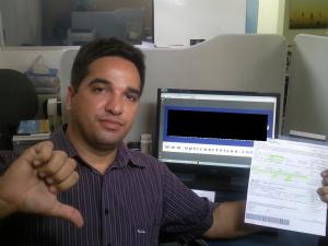 Empresário afirma que vai recorrer de multa (Foto: Robério Lima / Arquivo Pessoal)