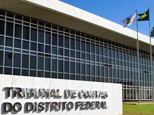 Tribunal de Contas do DF (Foto: Divulgação)