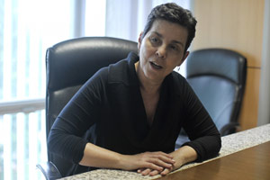 Ministra Tereza Campelo, do Desenvolvimento Social e Combate à Fome (Foto: Marcello Casal Jr./ Agência Brasil)