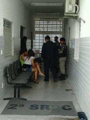 Testemunhas - Marcelinho Paraíba (Foto: Karoline Zilah/G1)