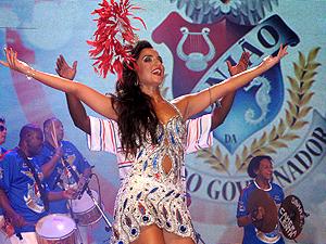 Para Bruna Bruno, 2012 será o ano do título tricolor (Foto: Rodrigo Vianna / G1)