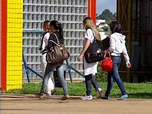 Universidade de Uberlândia também obteve notas baixas (Foto: Reprodução/ TV Integração)