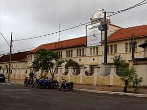 Faculdade de Araguari deve reduzir número de vagas (Foto: Reprodução/ TV Integração)