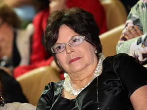 A conselheira da Comissão de Ética da Presidência da República, Marília Muricy, durante evento sobre ética pública na Escola de Administração Fazendária (ESAF), em Brasília (Foto: Beto Barata / Agência Estado)