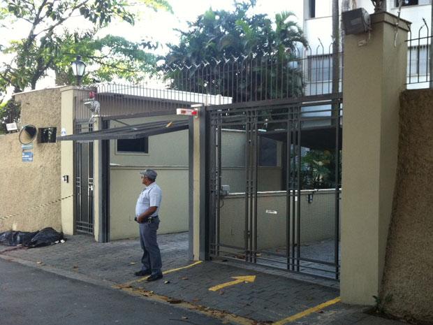 Assalto no Morumbi (Foto: Bruno Araújo / G1)