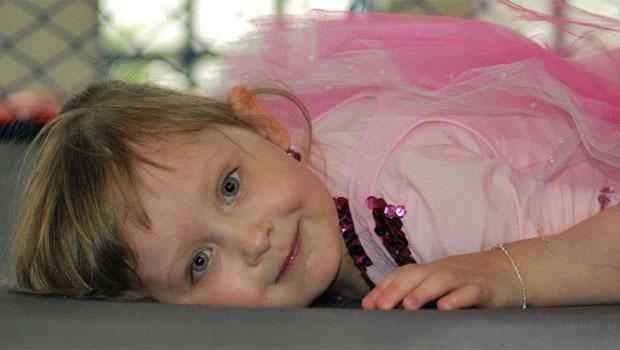 Isabela completou 3 anos em outubro (Foto: Reprodução)