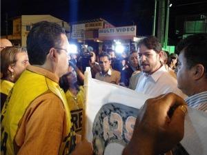 Reunião com governador Cid Gomes não tem hora marcada, diz diretor geral (Foto: Sinpoci/ Divulgação)