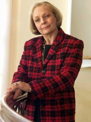 Judy Lewis, em foto de novembro de 2000. (Foto: Arquivo / AP Photo)