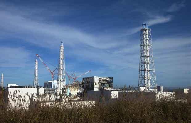 Usina nuclear de Fukushima Daiichi (Foto: Reuters)