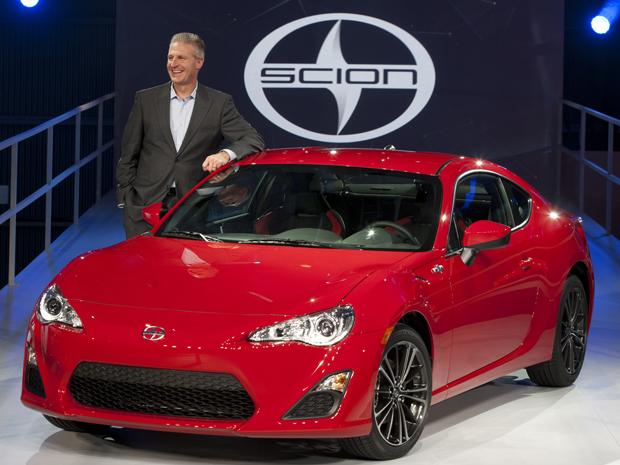 Toyota; Scion; FR S; Esportivo; Compacto (Foto: Joe Polimeni