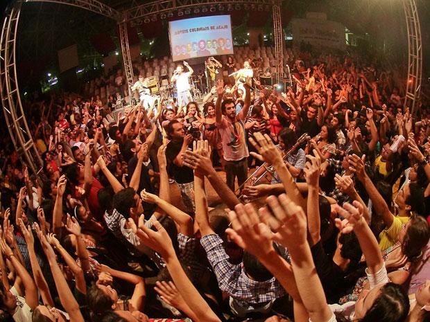 Móveis abre Festival Mundo (Foto: Rafael Passos/Divulgação)