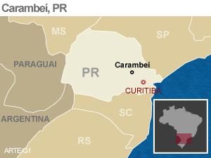 carambeí (Foto: Reprodução)