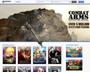 A Nexon é uma produtora de games on-line do Japão (Foto: Reprodução)