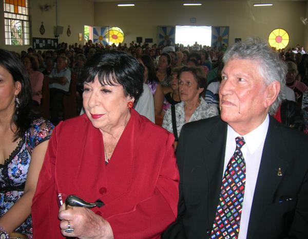 Cantor Tinoco é homenageado em sua cidade natal, Botucatu, SP (Foto: Carlos Torrente)