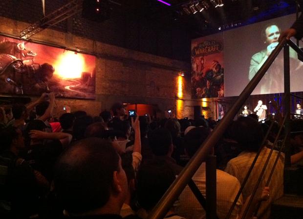 Evento da Blizzard junta fãs de 'World of WarCraft' em São Paulo (Foto: Amanda Demetrio/G1)