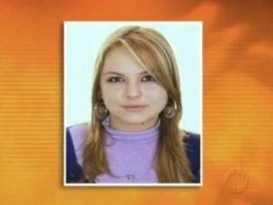 Jéssica Borodiaki dos Santos (Foto: Reprodução RPC TV)