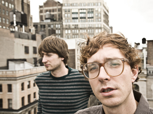 O duo Kings of Convenience (Foto: Divulgação)