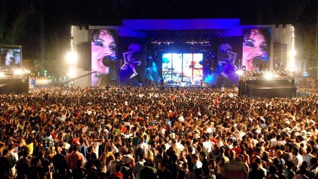 Palco Festival de Verão Salvador (Foto: Divulgação)
