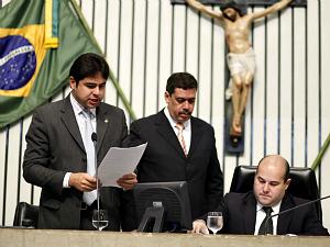 Aprovação na Assembleia foi quase unânime. (Foto: Assembleia Legislativa / Divulgação)