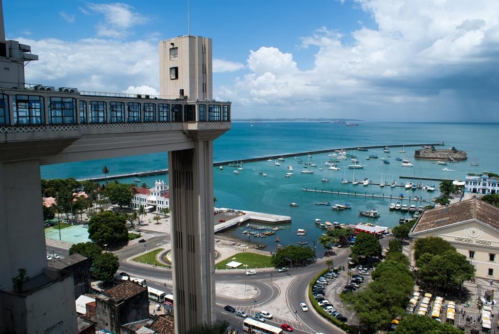 elevador lacerda (Foto: Egi Santana/G1)