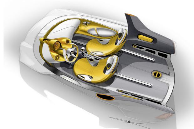 Smart For-us tem espaço para duas bicicletas híbridas (Foto: Divulgação)
