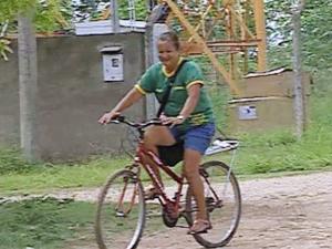 Vale-transporte em Ladário pode virar auxílio-bicicleta (Foto: Reprodução/TV Morena)