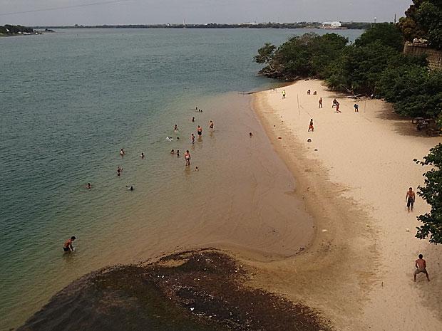 Ilha do Fogo - Petrolina (Foto: Katherine Coutinho / G1)