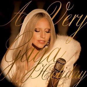O EP natalino de Gaga tem quatro músicas (Foto: Divulgação)