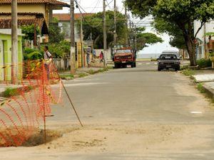 Família é rendida por falso cadeirante (Foto: Marcos Fernandez/ Notícia Agora)