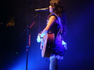 Paula Fernandes agita da noite com show em Tatuí, SP (Foto: Natália Zini)
