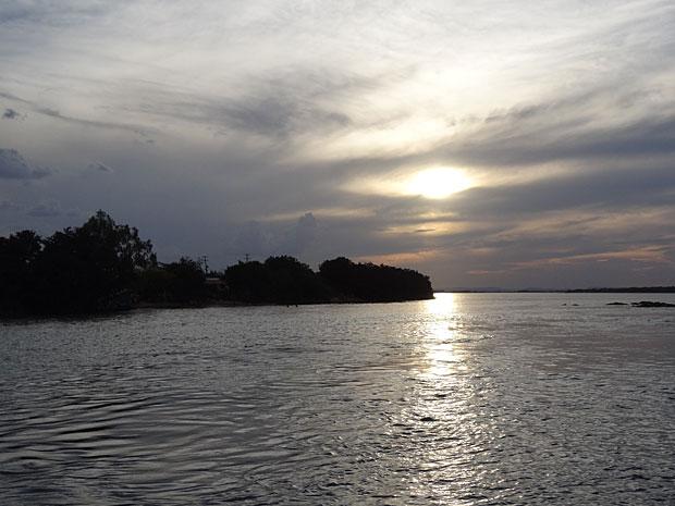 Ilha do Rodeadouro - Petrolina (Foto: Katherine Coutinho / G1)