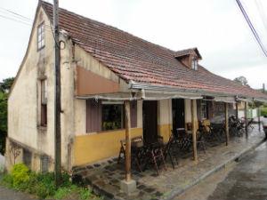 O Casa Velha mantém a mesma fachada do início do século XX (Foto: Fernando Castro/G1)