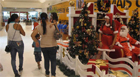Acre tem  1º Natal com shopping (Gabriela Gasparin/G1)
