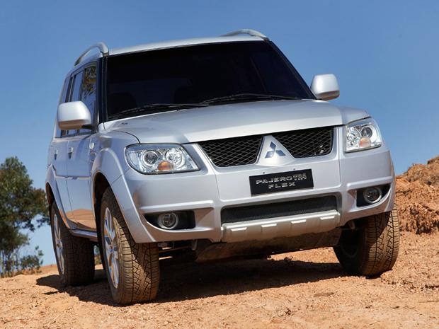 Mitsubishi TR4 2012 ganha versão 4x2 por R$ 65.990 (Foto: Divulgação)