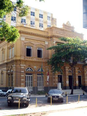 Palácio Rio Branco AM (Foto: Tiago Melo / G1 AM)