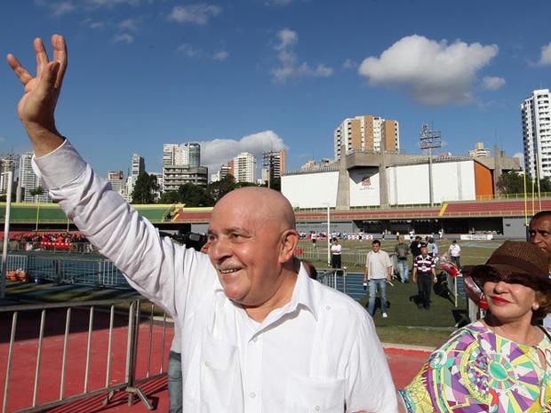 Lula disse estar 'confiante' em tratamento (Foto: Dilvulgação: Instituto Lula/ Ricardo Stuckert)