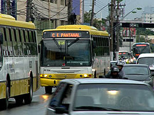 ônibus cuiabá (Foto: Reprodução /TVCA)