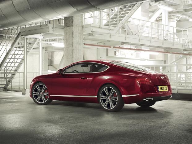 Bentley New Continental (Foto: Divulgação)