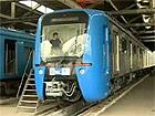 Novo trem chinês passa por testes  (Reprodução/TV Globo)