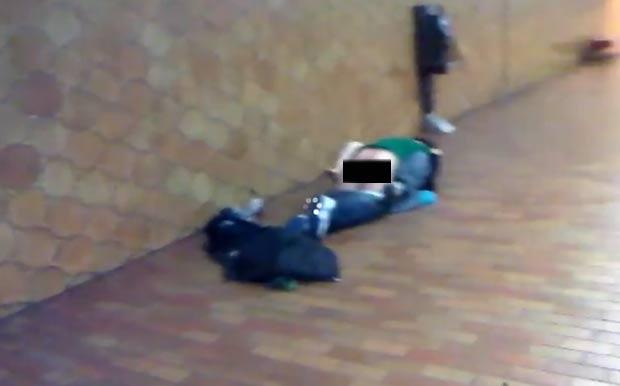 Casal teria sido filmado fazendo sexo em uma estação de metrô em Toronto. (Foto: Reprodução)