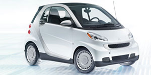smart pure coupe (Foto: Divulgação)