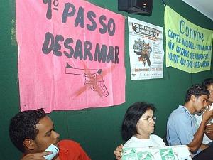 Amazonas apresentou um baixo índice em 2010, 633 mortos por arma de fogo (Foto: Agência Brasil)
