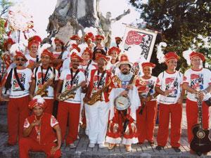 Bloco Carnavalesco Lírico Cordas e Retalhos (Foto: Divulgação)