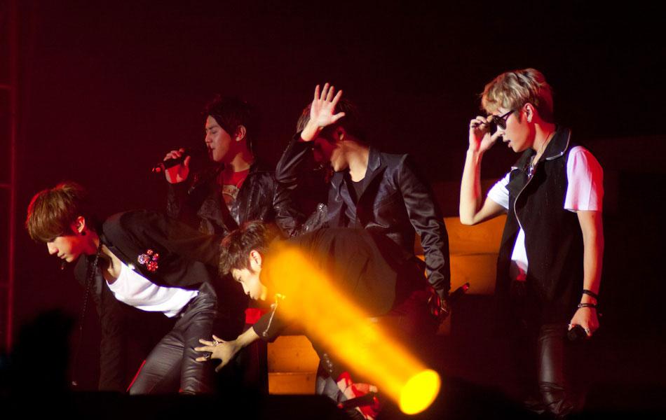 Festival de k-pop trouxe ao Brasil artistas vindos da Coreia do Sul