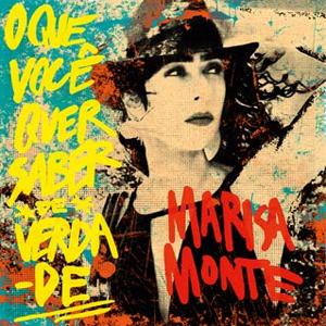 """O álbum """"O que você quer saber de verdade"""", de Marisa Monte (Foto: Reprodução)"""