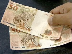 Dinheiro (Foto: Reprodução/TV Gazeta)