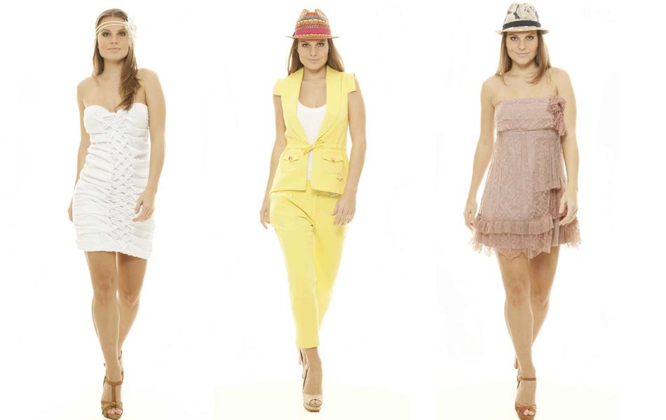 Fotos Modelos de vestidos femininos para fim de ano