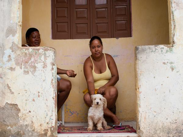 Jamili está desempregada há três anos (Foto: Egi Santana/G1)
