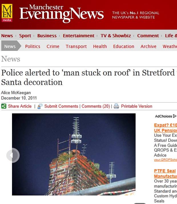 Operação foi realizada após polícia receber ligação de emergência. (Foto: Reprodução)