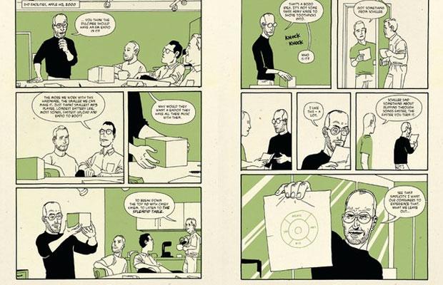 Forbes mostrou outro trecho do livro 'The Zen of Steve Jobs' (Foto: Reprodução)